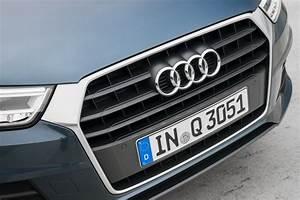 Audi Q3 Restylé : audi q3 restyl il peaufine ses arguments photo 19 l 39 argus ~ Medecine-chirurgie-esthetiques.com Avis de Voitures