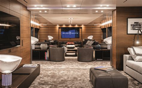 Yacht Innen by Shortlisted Silver Yachts For The Interior Design Power