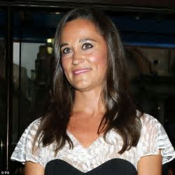 Pippa Middleton scores an ace with her new lob haircut (so