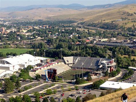 File:Grizzly Stadium, University of Montana, Missoula ...