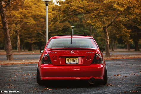 lexus is300 stance black definitely dapper chris 39 689whp lexus is300