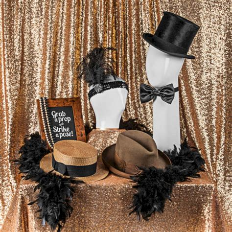 great gatsby themed birthday party  oosile