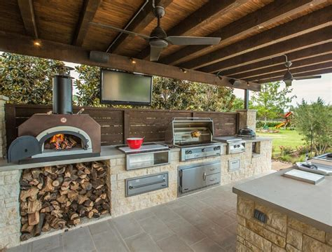 outdoor cuisine cook outside this summer 11 inspiring outdoor kitchens