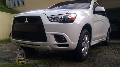 Mitsubishi Outlander Sport Modification by Fran Asx 2011 Mitsubishi Outlander Sport Specs Photos