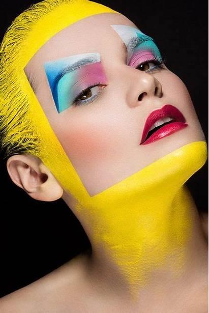 Makeup Editorial Bright Gemerkt