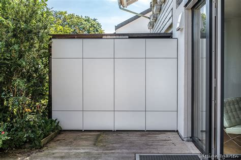 Schrank Für Terrasse wetterfester gartenschrank f 252 r terrasse oder balkon