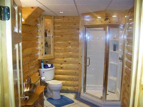 cabin bathrooms ideas log cabin bathroom ideas top five cave necessities