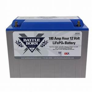 Lithium Ion 12 Volt Battery 100 Amps Batteries