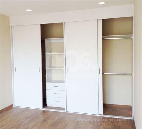 closet corredizo 1 nos closets modernos