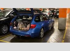 2016 BMW 330i MSport Touring Review photos CarAdvice