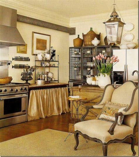 French Country Kitchen  French Pinterest
