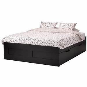 Ikea Boxspringbett 160x200 : ikea queen size bed frame with storage black ~ A.2002-acura-tl-radio.info Haus und Dekorationen