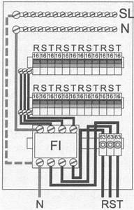 Fi Schalter Anklemmen : pin wechselschalter verdrahten und anschliessen 006 on pinterest ~ Whattoseeinmadrid.com Haus und Dekorationen