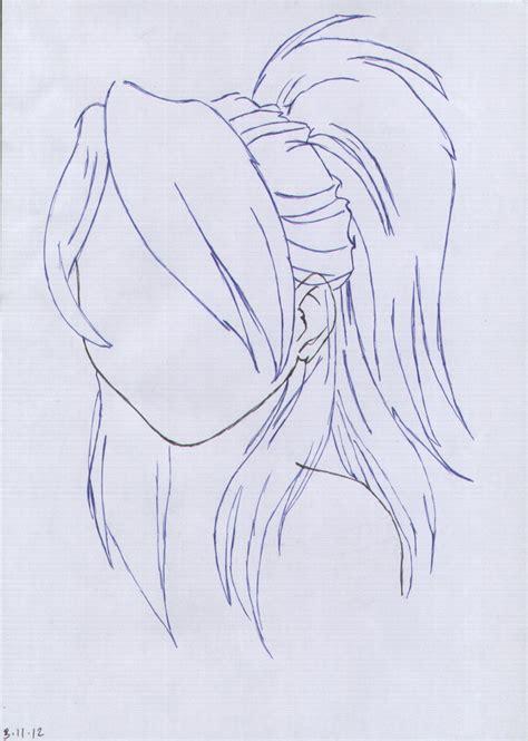 anime hairstyle  loveyrose  deviantart