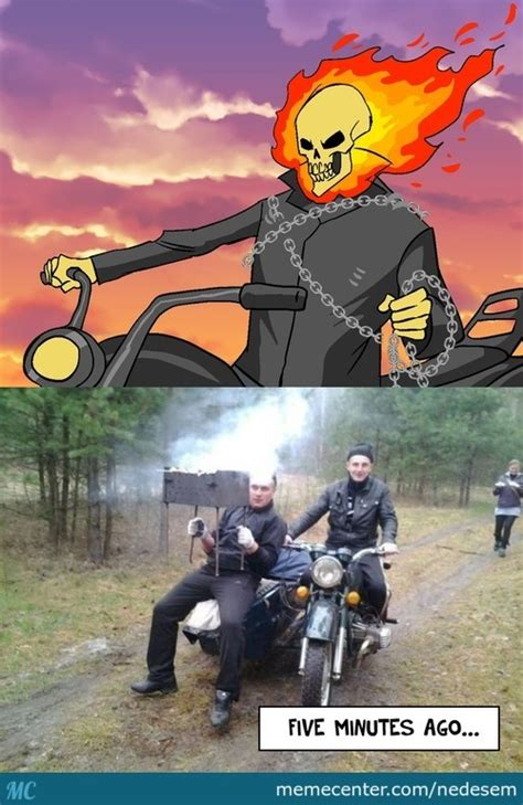 funniest ghost rider memes     laugh hard
