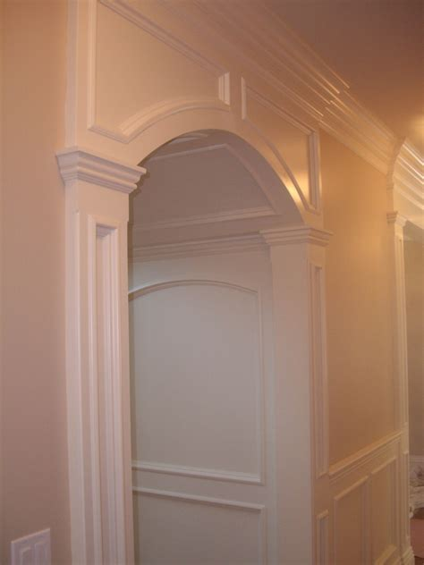 Archways & Moldings ? NY   Woodworking