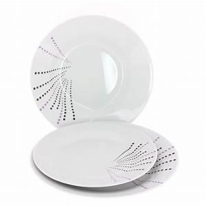 Lot De Vaisselle Pas Cher : service vaisselle pas cher design en image ~ Teatrodelosmanantiales.com Idées de Décoration