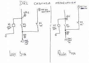 Park Light As Drl Mod   Need Wire Diagram