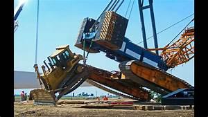 Crane Crash  Fail Compilation  Crane Accidents Caught On