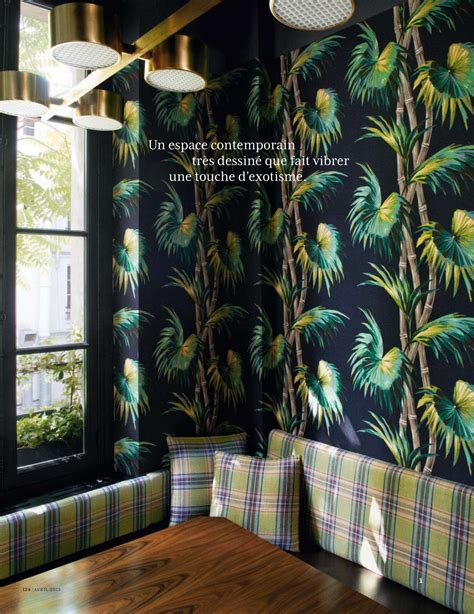 trouver un hotel avec dans la chambre papier peint quot la forêt d 39 émeraude quot