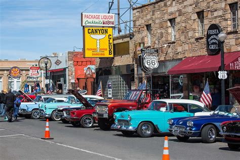 Historic Route 66 Pictures From Arizona 66 Things To Do On Route 66 In Williams Arizona Visit