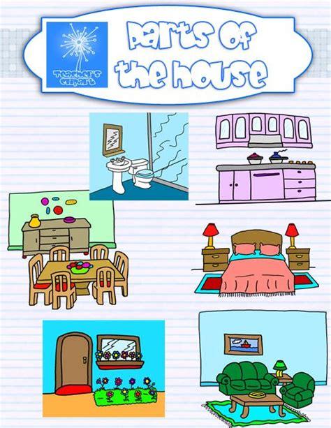 parts   house clip art clip art living room