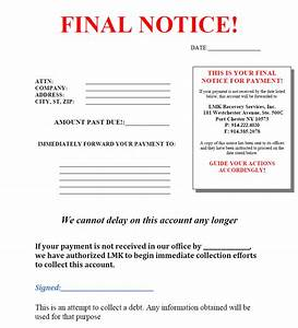 Legal collection letter cover letter samples cover for Debt collection letter templates free