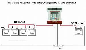 Wiring Diagram For Caravan Battery Charging