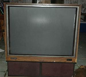 I Need To Identify The Model  And Any Other Specific Data On The Large Zenith Color Tv That I