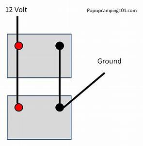 Dual 12 Volt Battery Wiring