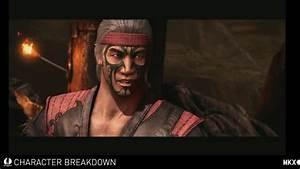 liu kang - Inside Mortal Kombat