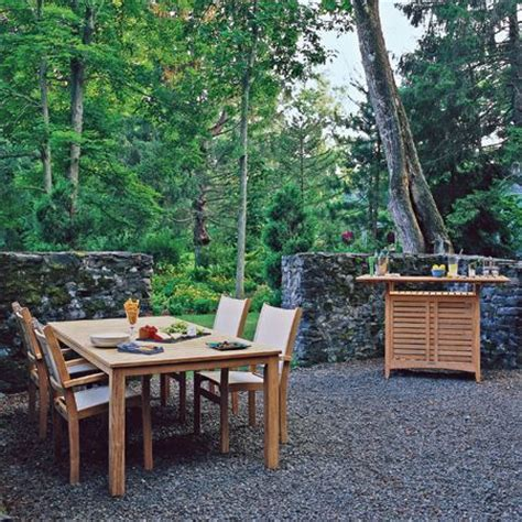 crushed rock patio 36 best images about crushed patios on
