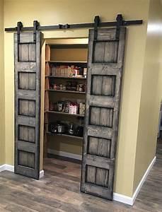 Five Panel Barn Doors Sliding Barn Doors Custom Split
