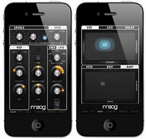 Moog releases the filtatron for iphone colossal for Moog releases the filtatron for iphone