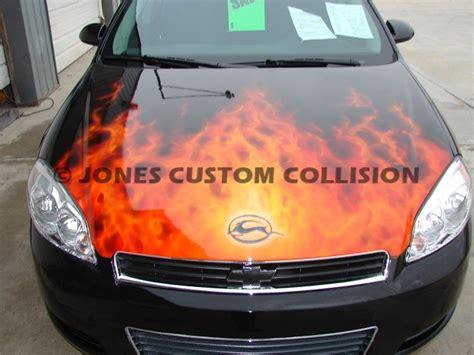 2007 FLAMED IMPALA - Jones Custom Collision