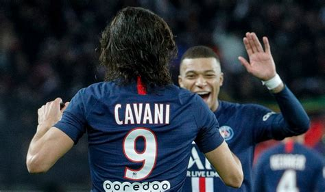 PSG Vs Manchester United: Kylian Mbappe Warns Edinson ...