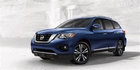 2018 Nissan Pathfinder Release Date, Price, Rumors, Engine