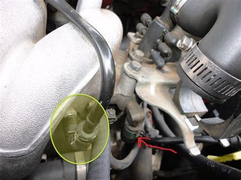 diy   glt documenting vacuum hoses turbo page