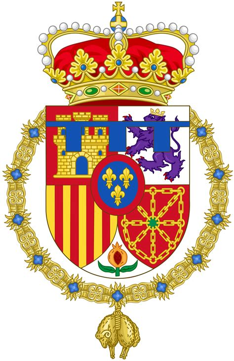 Coat Of Arms Of The Prince Of Asturias Wikipedia