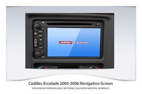 free download parts manuals 2006 cadillac escalade navigation system cadillac escalade 2005 2006 navigation video interface