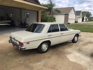 1969 Mercedes-benz 220d Diesel For Sale