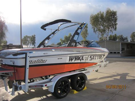 Boats For Sale California Ebay by Malibu Wakesetter Vlx Boat For Sale From Usa