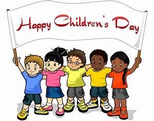 International Children's Day, celebrated JUNE 1