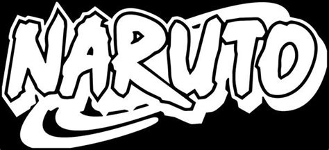 Naruto -- Logo Anime Decal