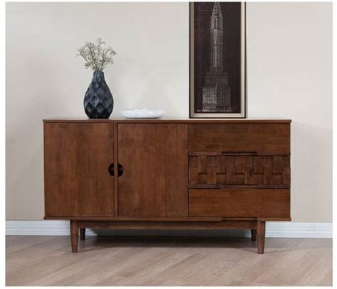 Dining Room Sideboard Servers by Buffet Table Server Cabinet Sideboard Mid Century Modern