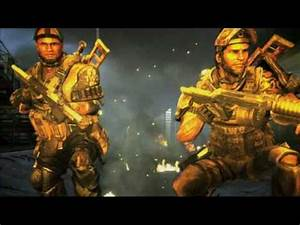 Army of Two The 40th Day Co-op Demo Gameplay (PS3|X360|PSP ...