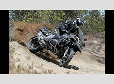 [ADV] BMW R1200GS Adventure VS Triumph Tiger 800 Part 3