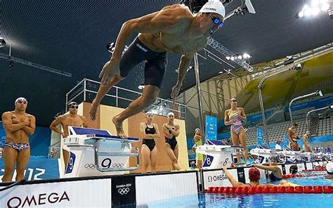 London 2012 Olympics Fears Over Poolside Temperatures For