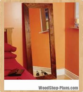 Woodworking plans for mirror ~ San Plans