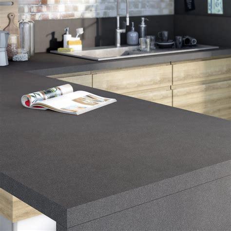 cuisine gris mat plan de travail gris anthracite atlub com
